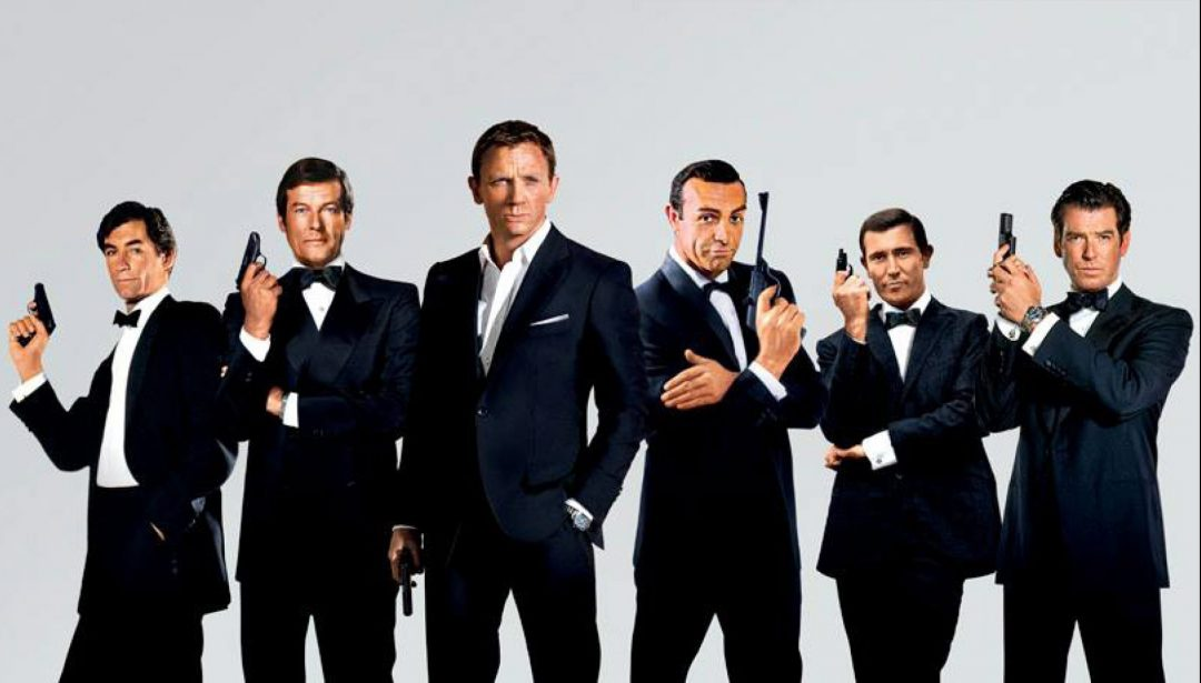 James Bond Eon Productions